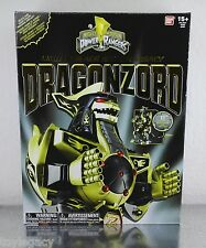 Mighty Morphin Power Rangers - Limited Black Edition Legacy Dragonzord, Bandai