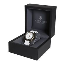Victorinox Swiss Army Dive Master 500 White Dial Ladies 241556 Watch 0713
