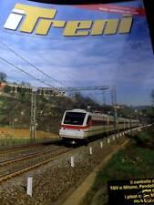 I Treni 181 1997 Poster di Catanzaro con sfondo D 341