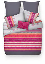 ESPRIT New Vision 256TC 100% Cotton Reversible DOUBLE Size Quilt Doona Cover Set