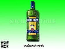 Becherovka Karlsbader Becherbitter--- 1 Flasche 1,0 Liter, 38% Vol.