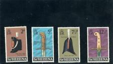 St. Helena 1972 Scott# 273-6 mint LH