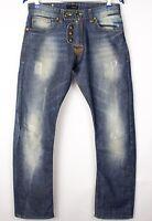 DSQUARED2 Damen Slim Gerades Bein Jeans Größe W31 L30 ARZ785