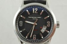 Raymond Weil Freelancer 2730 Automatic Men's Watch Nice Condition 42MM