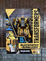 TRANSFORMERS Studio Series Buzzworthy Bumblebee #15
