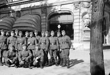 Paris -Île-de-France-1940-wehrmacht-34.ID-infanterie-Division-san.abtl.-49