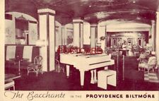 The Bacchante IN THE PROVIDENCE BILTMORE