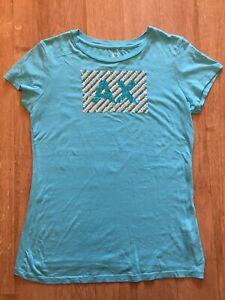 Armani Exchange Gorgeous Womens Ladies T Shirt Size M Medium