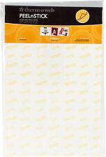 "Peel n Stick Adhesive Sheets-11""X17"" 2/Pkg"