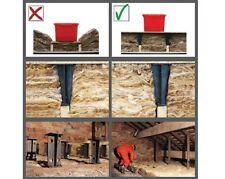 48X Loftlegs Loft Stilts Insulation Spacer Boarding Raised Storage Legs 175mm