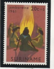 Suriname 1961 Early Issue Fine Mint Hinged 20c. 169001