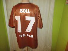 FC St.Pauli Original Jubiläum Wende Trikot 2010/11 + Nr.17 Boll Gr.XXL TOP