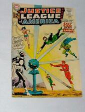 % 1962 DC JUSTIC LEAGUE OF AMERICA #12 COMIC BOOK LOT S-1