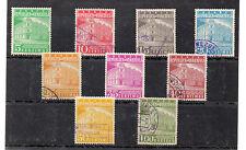Venezuela Oficina Correos Caracas Valores del año 1958-60 (CK-620)