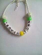 yeovil town football bracelet