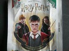 FROM THE FILMS OF HARRY POTTER X4O LOOSE STICKERS / CARDS