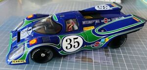 1/18 AUTOart Porsche 917 K Martini & Rosso Racing Team Watkins Glen 1970