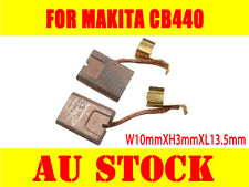Carbon Brushes For Makita CB-440 BHP458 18V BDF452 BHP454 Li-ion battery Drill