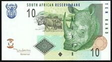 2005 South Africa 10 Rand Banknote * DN 1157546 A * aUNC * P-128a *