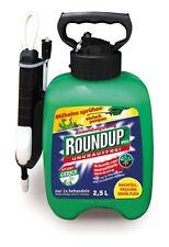 """Roundup """"Speed Drucksprühgerät"""" 2,5 Liter, Unkrautvernichter mit 2 Wirkstoffen"""