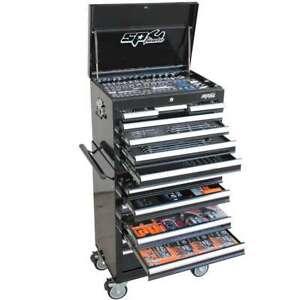 SP Tools Custom Series Tool Kit - 506PC - METRIC/SAE - Black SP50164