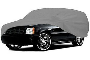 LAND ROVER DISCOVERY 1998 1999 2000 2001 SUV CAR COVER