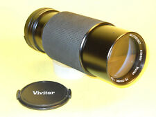 Vivitar 75-300mm in extremely good condition - for Nikon!