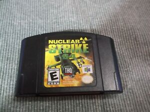 Nuclear Strike 64 (Nintendo 64, 1999) Cartridge Only