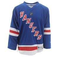 New NHL Youth Size New York Rangers Reebok Jersey New With Tags