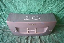 04 05 06 07 08 09 10 11 VOLVO S40 TRUNK LID HATCH TAILGATE W/OUT SPOILER OEM