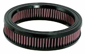K&N Hi-Flow Performance Air Filter E-1080 FOR Jeep CJ5 - CJ8 2.5, 3.8, 4.2