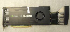 Nvidia Quadro K4000 3GB GDDR5 Video Graphics Card - 700104-001