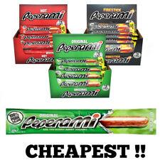 Peperami Salami 20 x 28g BIGGER BAR Protein Snack - Expiry - 09/10/2021