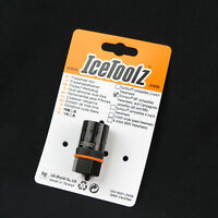 IceToolz 09B3 Bike Freewheel Tool for Shimano & Campagnolo Cassette 12-tooth BB