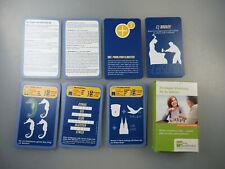 Ginkobil Werbung Denksport Spiel mit Karten - UNBESPIELT (57776)