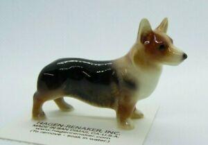 Hagen Renaker Dog Corgi Figurine Miniature New  3305 Made in USA