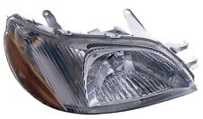 OE Replacement Headlight Assembly Right Passenger Side NEW for 00-02 Toyota Echo