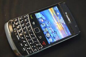 BlackBerry Bold 9700 - 256MB - Black (Unlocked) Smartphone