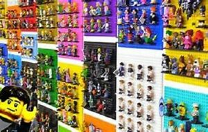 GENUINE LEGO MINIFIGURES VARIOUS COLLECTIBLE SETS CHOOSE YOUR OWN