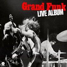 GRAND FUNK RAILROAD-LIVE ALBUM  2002  CD NEW