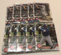 Cole Roederer & Miguel Amaya x50  Prospect LOT (1st Bowman) Chicago Cubs (RC)