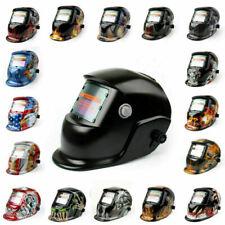 Pro Solar Powered Auto Darken Welding Helmet Arc Tig Mig Grinding Welder Hood Z3