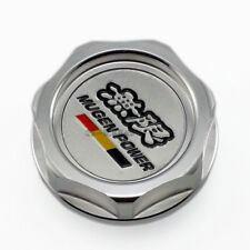 Mugen Aluminum Car Oil Filler Cap Racing Engine Tank Cover New For Honda Silver