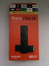 Amazon Fire TV Stick 4K Streaming Media Player with Alexa (Brand New Unopened)