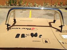 GENUINE FORD PX RANGER CHROME SPORTS BAR ROLL BAR 2011+