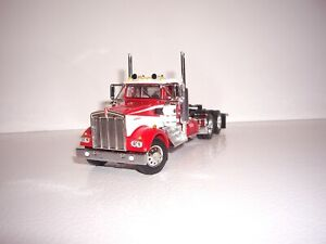 DCP FIRST GEAR 1/64 KOPPES KENWORTH W900A DAY CAB