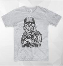 Punktrooper T Shirt Hans Solo Rebel Star Wars Stormtrooper Lord Vader Punk Metal