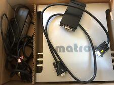 Matrox MXO2 LE MAX Thunderbolt HDMI SDI H264 Video Encoder