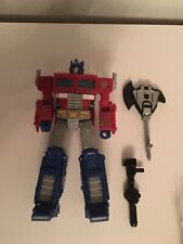 Transformers War For Cybertron Siege Optimus Prime Complete