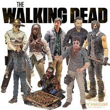 McFarlane The Walking Dead TV Series 7 & 7.5 COMPLETE SET OF 8 Figures IN STOCK
